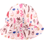 Sun Hat for baby herbier rose - PPMC