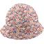 Chapeau soleil charlotte ajustable oeillets jean - PPMC