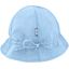 Sun Hat for baby oxford blue - PPMC