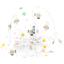 Chapeau soleil charlotte souris rêveuses - PPMC
