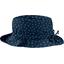 Chapeau Pluie Ajustable Enfant T2 bulle bronze marine - PPMC