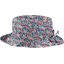 Rain hat adjustable-size T3 flowered london - PPMC