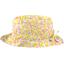 Chapeau Pluie Ajustable Femme T3 mimosa jaune rose - PPMC