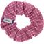 Small scrunchie etoile or fuchsia - PPMC