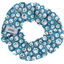 Small scrunchie flower cloudy - PPMC