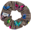 Small scrunchie multicolored butterfly - PPMC