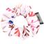 Mini Scrunchie herbier rose - PPMC