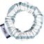 Mini Chouchou rayé bleu blanc - PPMC