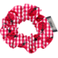 Mini Scrunchie ladybird gingham - PPMC