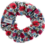 Small scrunchie poppy - PPMC
