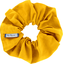 Scrunchie yellow ochre