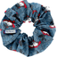 Scrunchie flowered night - PPMC
