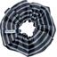 Coleteros azul plata rayado - PPMC