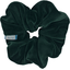 Scrunchie green velvet - PPMC