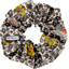 Scrunchie ochre flower - PPMC