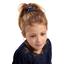 Small scrunchie glittering heart