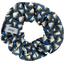 Small scrunchie parts blue night - PPMC