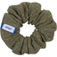 Small scrunchie khaki lurex gauze - PPMC