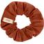 Small scrunchie gauze terra cotta - PPMC