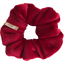 Chouchou mini  velours rouge - PPMC
