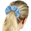 Scrunchie oxford blue