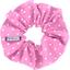 Scrunchie pink spots - PPMC