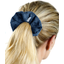 Scrunchie light denim