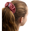 Scrunchie ruby dragonfly
