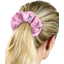 Scrunchie fuschia gingham