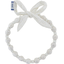 Chlidren necklace white sequined - PPMC