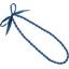Collier sautoir perles jean fin - PPMC