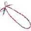 Collier sautoir perles kokeshis - PPMC