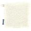 Carré Démaquillant Lavable blanc