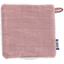Carré Démaquillant Lavable gaze rose - PPMC