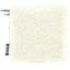 Carré Démaquillant Lavable rayé bleu blanc