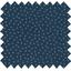 1 m fabric coupon bulle bronze marine