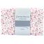 Coupon tissu 1 m tapis de fleurs pastel ex1075 - PPMC