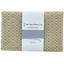 Coupon tissu 1 m graphique beige ex1080 - PPMC