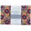 1 m fabric coupon fleurs de savane - PPMC