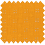 1 m fabric coupon gaze dentelle ocre - PPMC