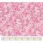 Coupon tissu 1 m violette rose