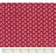 Coupon tissu 50 cm cosmo rouge ex1009