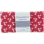 Coupon tissu 50 cm cosmo rouge ex1009 - PPMC
