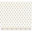 Coupon tissu 50 cm champs de fleurs ex1054