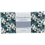 Coupon tissu 50 cm fleurs nocturne ex1078 - PPMC