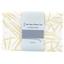 Coupon tissu 50 cm ramage or - PPMC