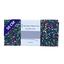 Coupon tissu 50 cm  tulipes - PPMC