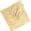 Doudou Lapin mimosa jaune rose