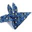 Doudou Lapin orque bleue