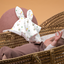 Doudou Lapin souris rêveuses